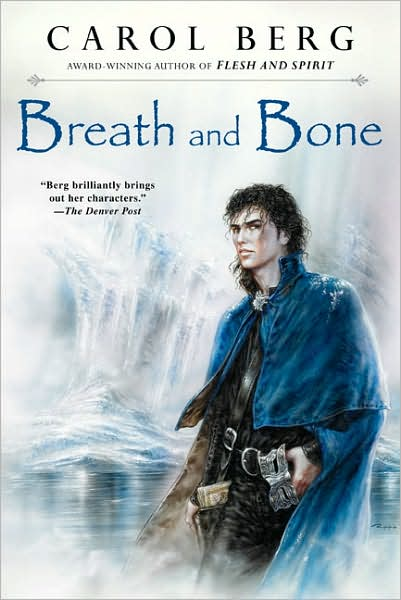 Breath and Bone (The Lighthouse Duet, #2)