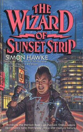 The Wizard of Sunset Strip (Wizard of 4th Street, #3)
