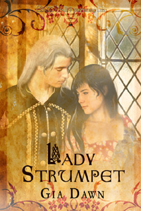 Lady Strumpet (Demons of Dunmore Series, #2)