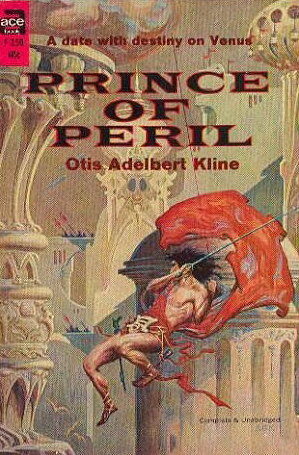 The Prince of Peril (Grandon / Venus Series, #2)