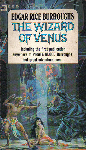 The Wizard of Venus (Venus, #5)