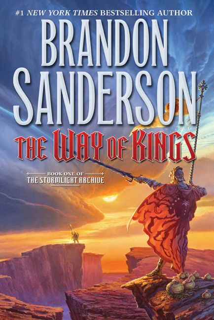 The Way of Kings (The Stormlight Archive, #1)