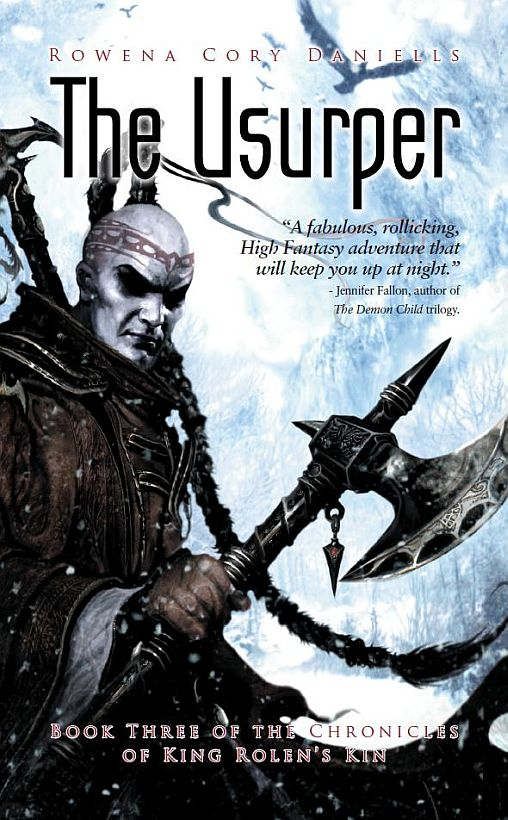 The Usurper (The Chronicles of King Rolen's Kin, #3)