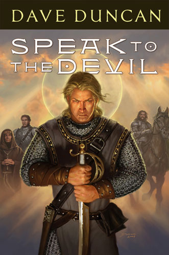Speak to the Devil (The Brothers Magnus, #1)