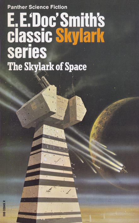 The Skylark of Space (Skylark, #1)