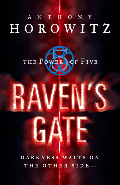 Raven's Gate (The Power of Five, #1)