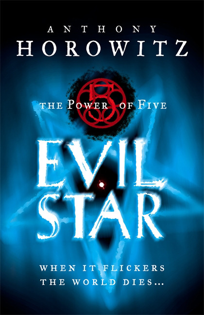 Evil Star (The Power of Five, #2)