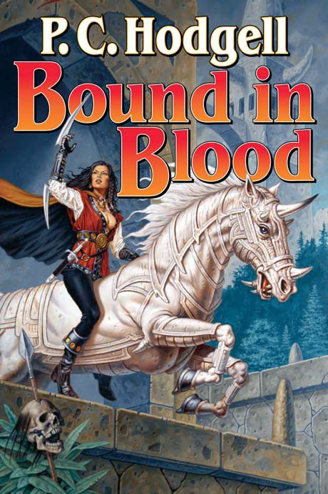 Bound in Blood (Chronicles of the Kencyrath, #5)