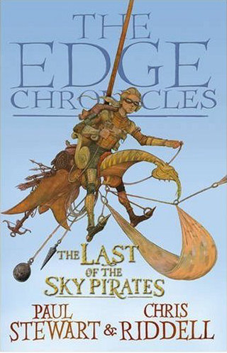 The Last of the Sky Pirates (The Edge Chronicles: Rook Saga, #1)