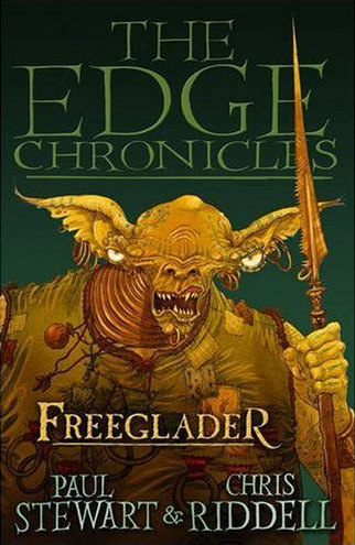 Freeglader (The Edge Chronicles: Rook Saga, #3)