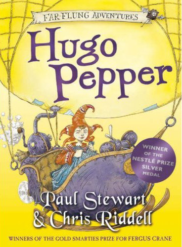 Hugo Pepper (Far-Flung Adventures, #3)