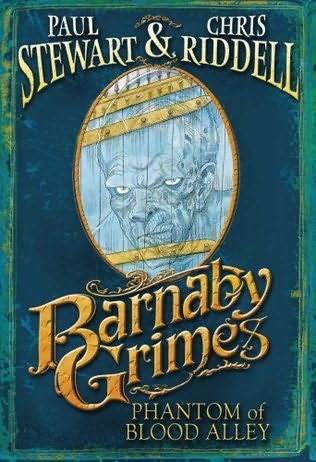 Phantom of Blood Alley (Barnaby Grimes, #4)