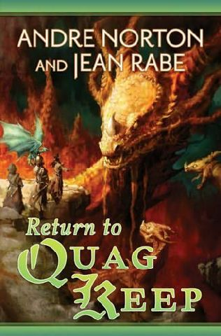 Return to Quag Keep