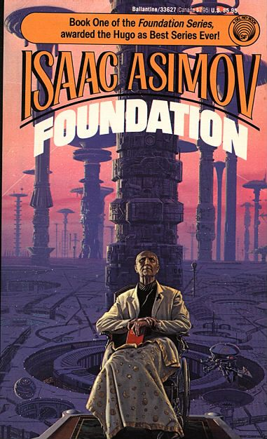 Foundation (Foundation trilogy, #1)