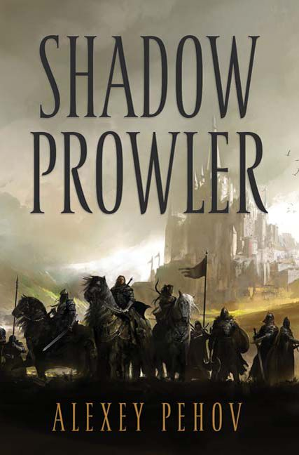 Shadow Prowler (The Chronicles of Siala, #1)