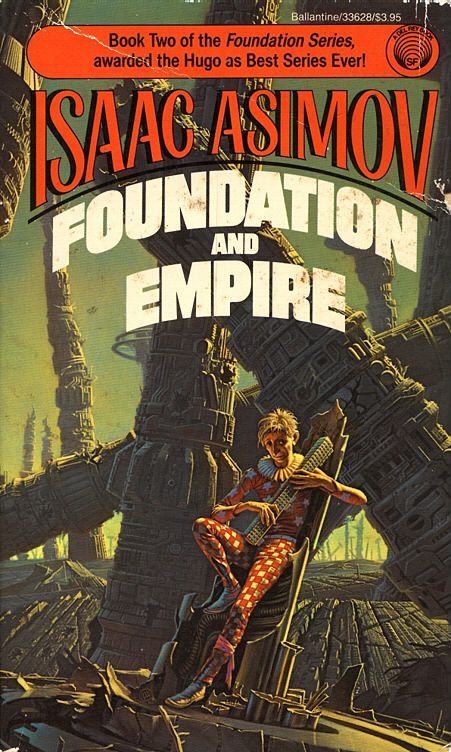 Foundation and Empire (Foundation trilogy, #2)
