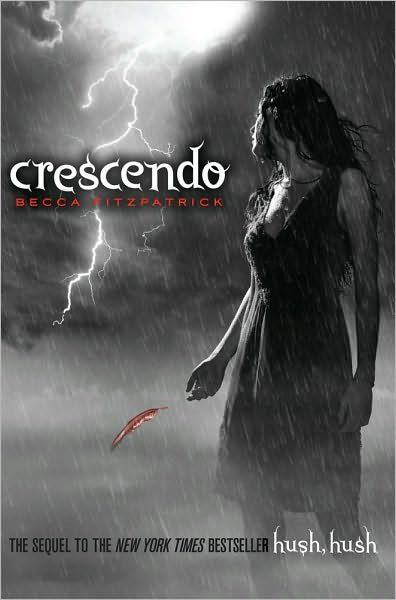 Crescendo (The Hush, Hush Saga, #2)
