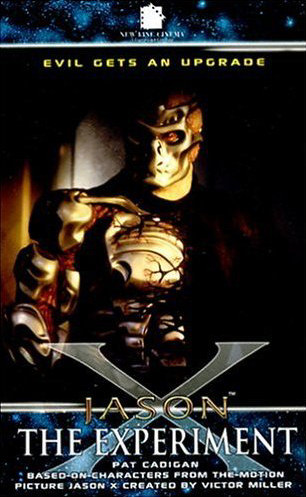 Jason X: The Experiment (Jason X, #2)