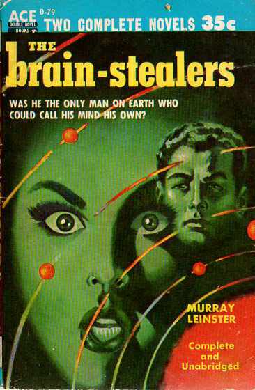 The Brain Stealers By Murray Leinster Risingshadow