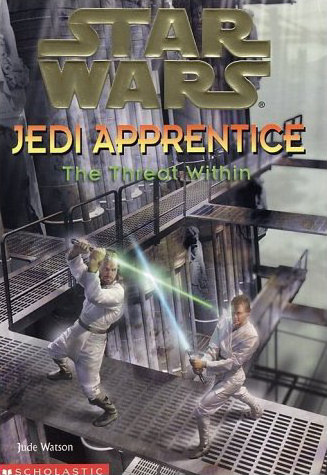 The Threat Within (Star Wars: Jedi Apprentice, #18)