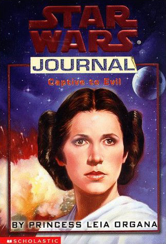 Captive to Evil (Star Wars: Journal, #1)