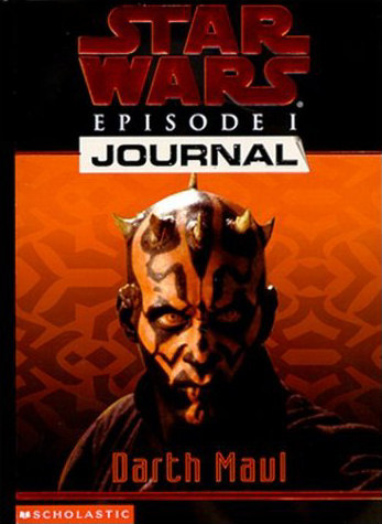 Darth Maul (Star Wars: Journal, #6)
