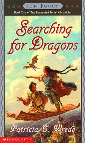Searching for Dragons (The Enchanted Forest Chronicles, #2)