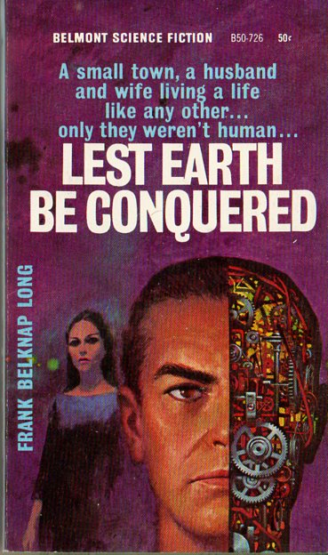 Lest Earth Be Conquered