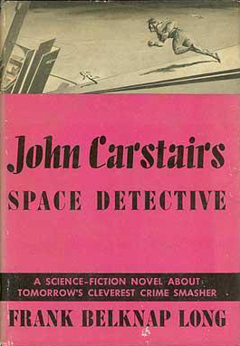 John Carstairs: Space Detective