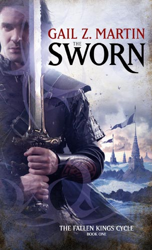 The Sworn (The Fallen Kings Cycle, #1)