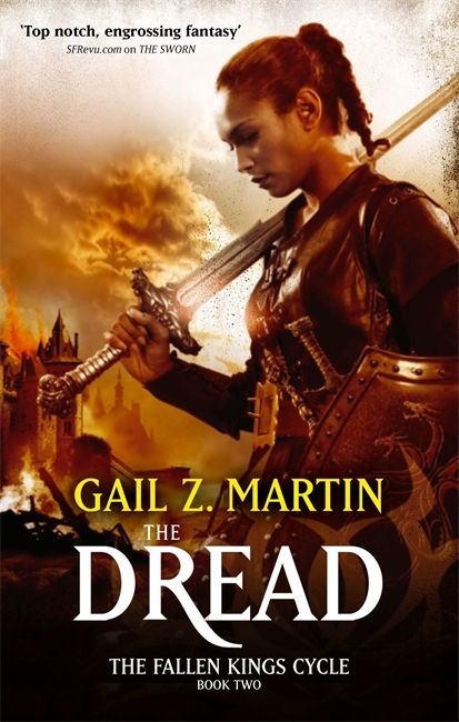The Dread (The Fallen Kings Cycle, #2)