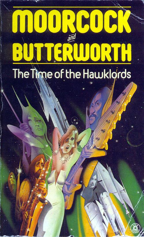 The Time of the Hawklords (The Time of the Hawklords, #1)