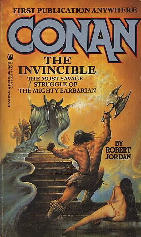 Conan the Invincible (The Conan Chronicles, #1)