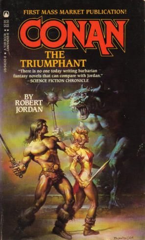 Conan the Triumphant (The Conan Chronicles, #4)