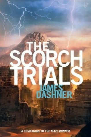 The Scorch Trials (The Maze Runner Series, #2)