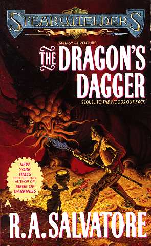 The Dragon's Dagger (Spearwielder's Tale, #2)