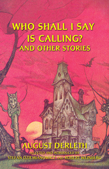 Who Shall I Say is Calling? and Other Stories