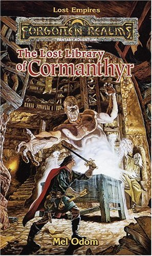 The Lost Library of Cormanthyr (Forgotten Realms: Lost Empires, #1)