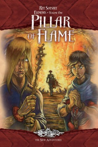 Pillar of Flame (Dragonlance: Elements, #1)