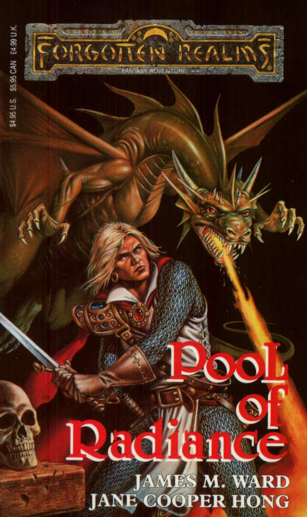 Pool of Radiance (Forgotten Realms: The Pools Trilogy, #1)