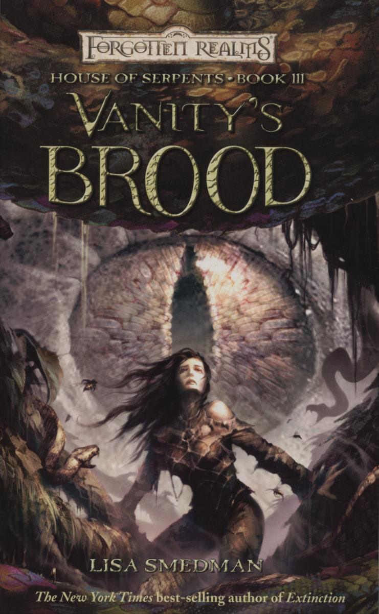 Vanity's Brood (Forgotten Realms: House of Serpents, #3)