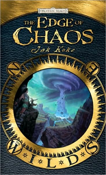 The Edge of Chaos (Forgotten Realms: The Wilds, #3)