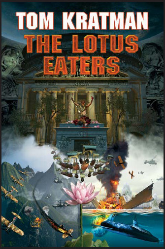 The Lotus Eaters (A Desert Called Peace, #3)