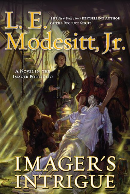 Imager's Intrigue (Imager Portfolio, #3)