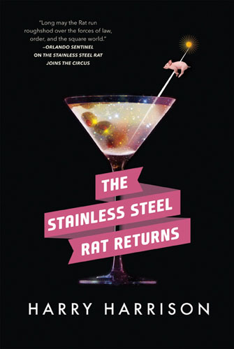 The Stainless Steel Rat Returns (The Stainless Steel Rat, #11)
