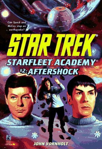 Aftershock (Star Trek: Starfleet Academy, #2)