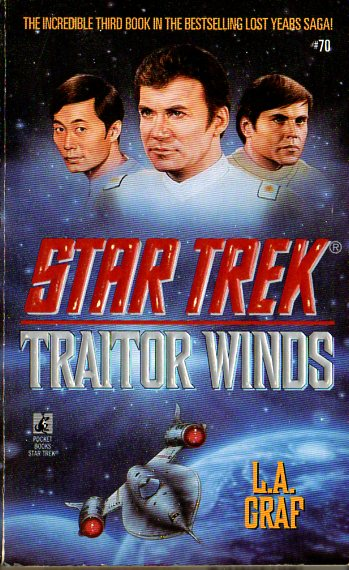Traitor Winds (Star Trek: The Original Series (numbered novels), #70)