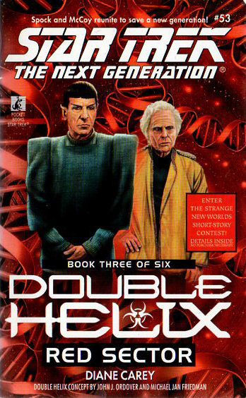 Red Sector (Star Trek: The Next Generation (numbered novels), #53)