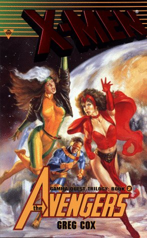 Search and Rescue (X-Men & The Avengers: Gamma Quest Trilogy, #2)