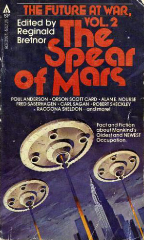 The Spear of Mars (The Future at War, #2)